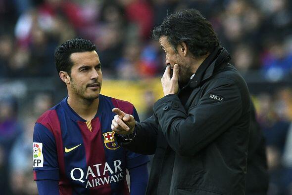 Luis Enrique no le encontró la vuelta al partido por muchas instruccione...