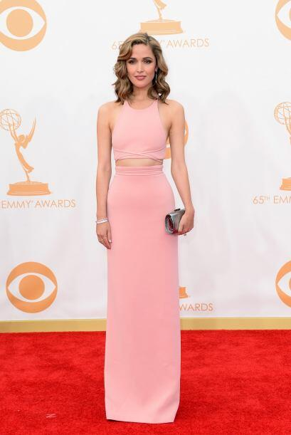Hollywood ha apostado por esta tendencia y famosas como Rose Byrne la ha...