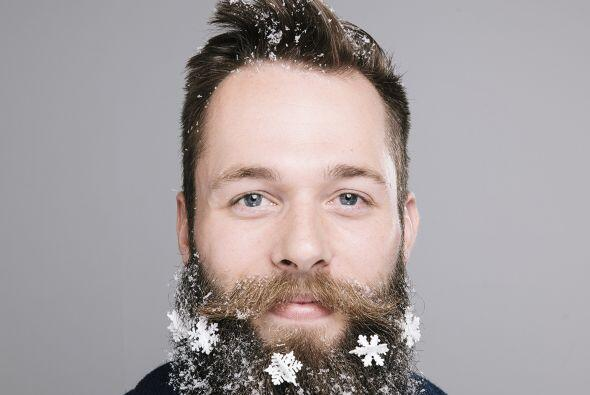 Las barbas roban la atención de muchos. La sonrisa no se puede ev...