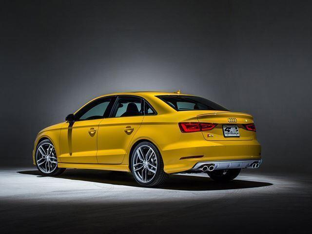 """Si bien el ranking lo califica de """"accesible"""", el Audi S3 lleva un motor..."""
