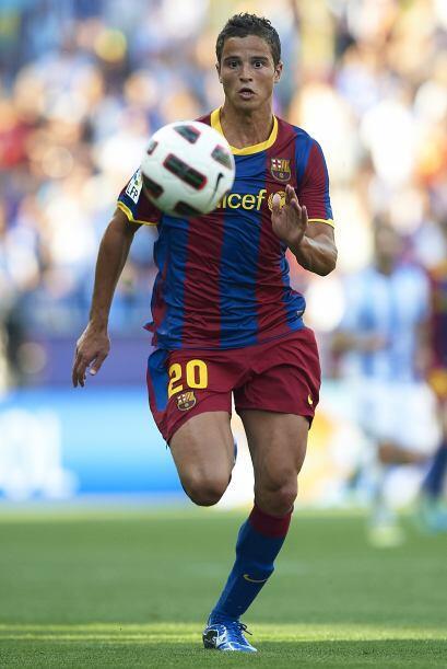 Las opciones de salidas también están a la orden del día con el Barcelon...