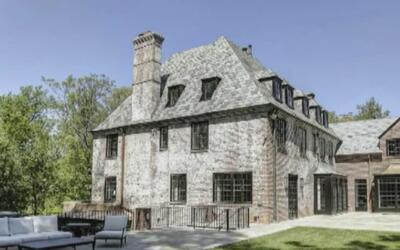 Esta es la espectacular mansión que los Obama compraron por 8.1 millones...