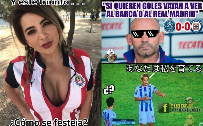 Chivas y Atlas golearon en los memes de la fecha ocho del A2017 Memes(1)...