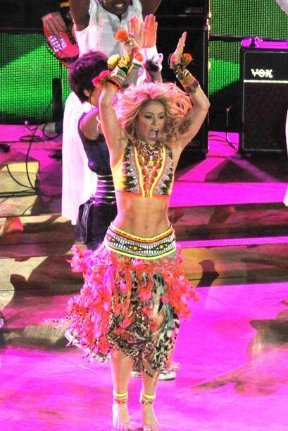 Además de que Shakira hizo vibrar el corazón de Gerard, puso a bailar a...
