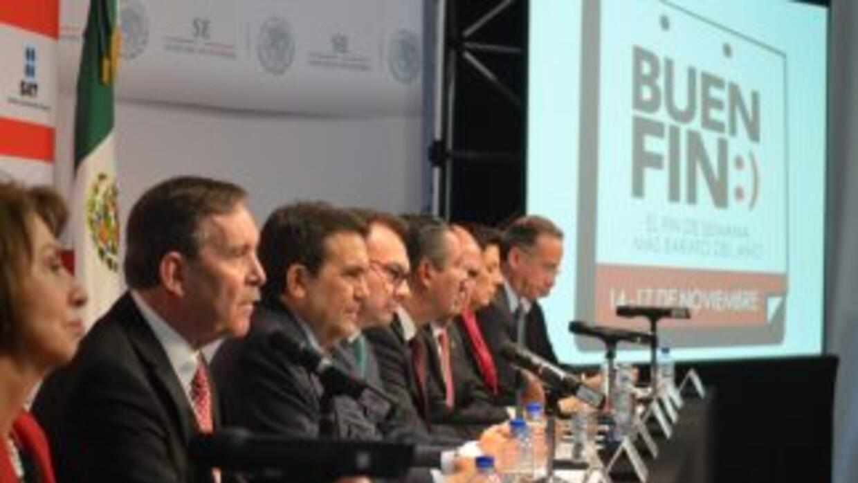 Este año, El Buen Fin se realizará del 14 al 17 de noviembre, informaron...