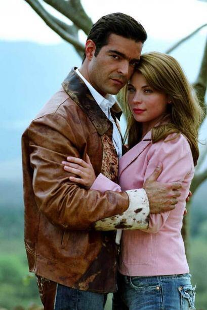 Ludwika Paleta y Pablo Montero protagonizaron Duelo de Pasiones en el 20...