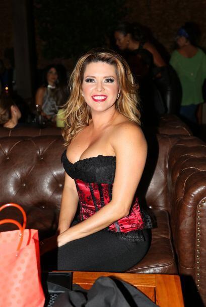 """Alicia ha participado en telenovelas como """"Infierno en el Para&iacu..."""