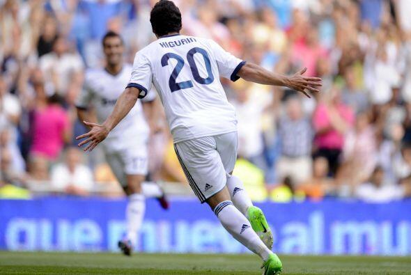 El 'Pipita' marcó el gol en el tercer disparo luego de que el portero Al...