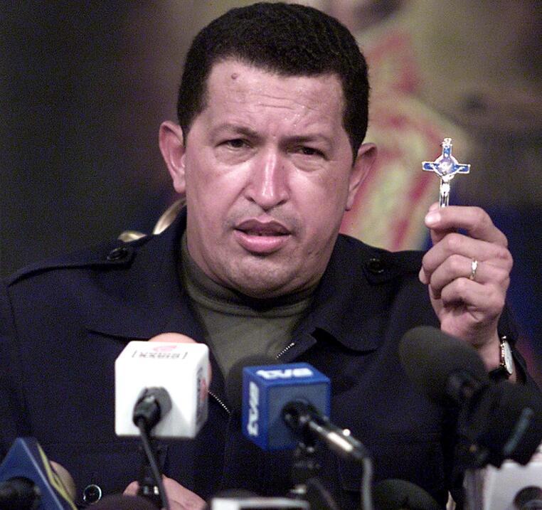 Hugo Chávez Bio