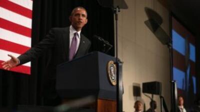 El presidente pedirá fondos para hacer frente a crisis de niños migrantes