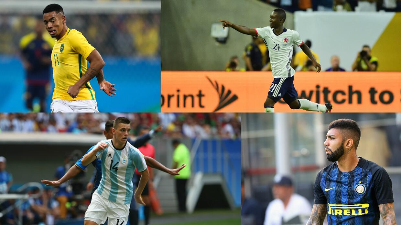El equipo ideal de mexicanos que han jugado en la Liga de España Getty-p...