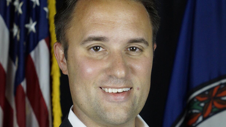 Jason Miyares, legislador de Virginia.