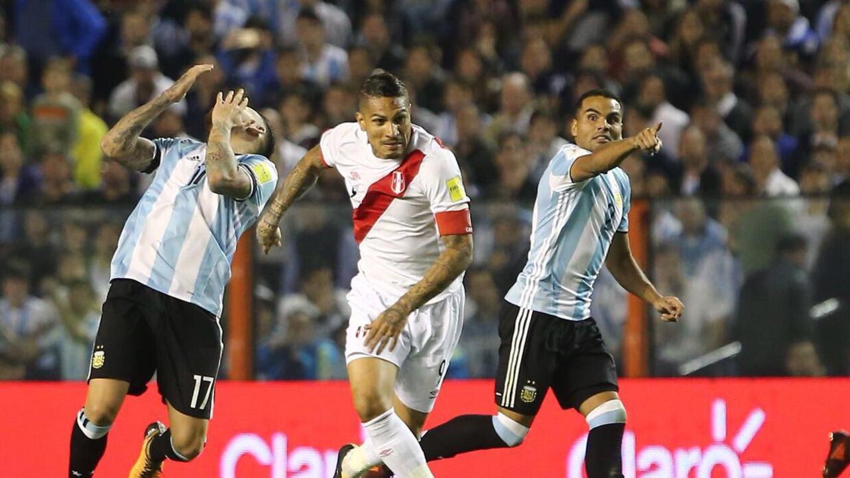 EN VIVO: Fecha de eliminatorias sudamericanas decisiva a Rusia 2018. bom...