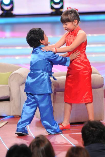 Telesa regresó para conquistar el amor y dinero de Rogelio, pues Mariano...