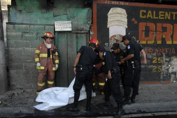 Tras su detención, Avendaño fue trasladado a un Juzgado Penal del munici...