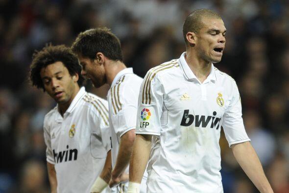 Acabamos con el sufrimiento madridista con Pepe incrédulo tras el mencio...