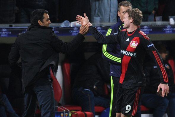 4 minutos más tarde apareció Sidney Sam y marcó el gol del triunfo.