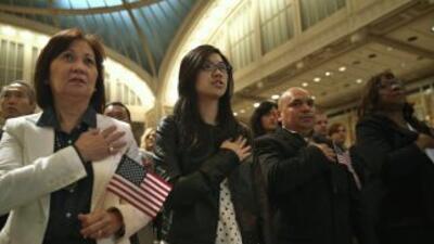 naturalización EEUU
