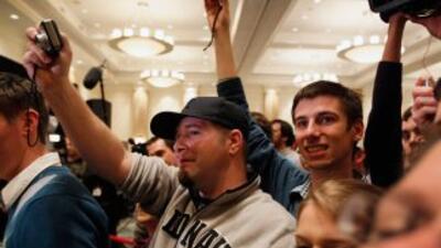 En los comicios presidenciales de 2008 participaron 10.2 millones de ele...