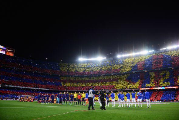 Barcelona se impusó por marcador de 2-1 al Real Madrid así...