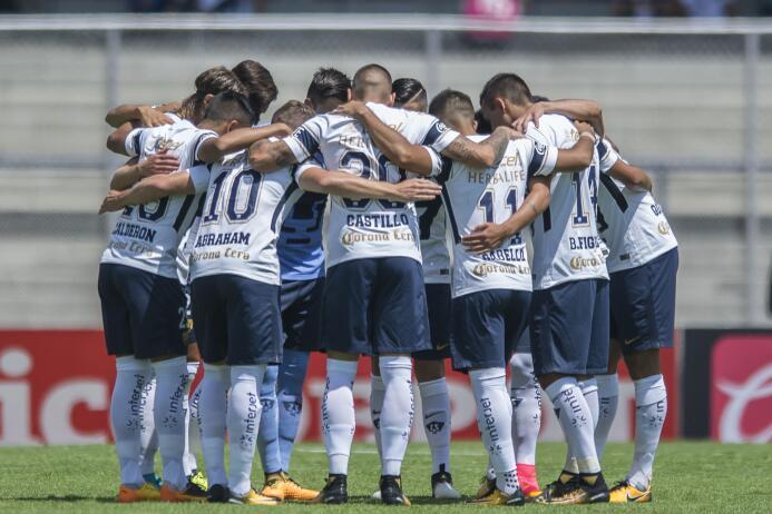Los Pumas levantaron cabeza en la Liga MX contra Lobos 20170813_3917 (1)...