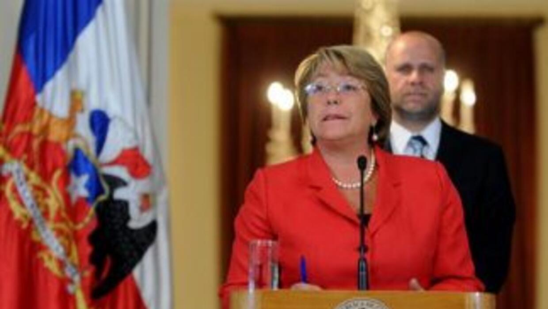 La presidenta elogió la reacción de los ciudadanos ante el sismo y dijo...