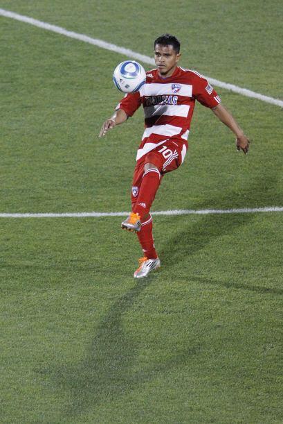 Otro jugador colombiano que destaca en la MLS es David Ferreira quien se...