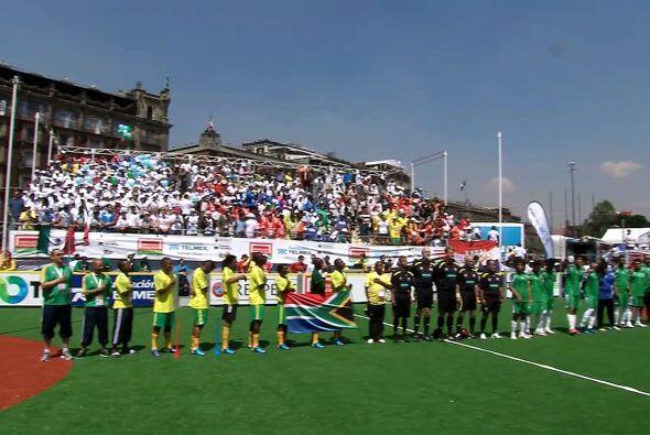 """""""Traer a 60 equipos de más de 50 países, con chicos que muchas veces no..."""
