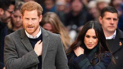 Atacado: el príncipe Harry no fue recibido como esperaba al visitar Escocia con Meghan Markle