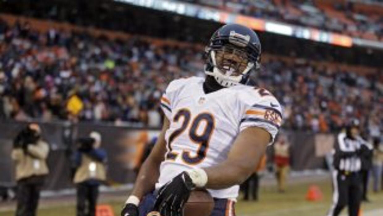 Michael Bush no se quedará en los Bears (AP-NFL).