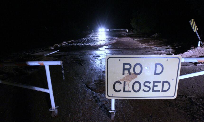 Muerte y devastación dejan fuertes lluvias