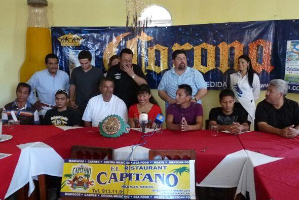 Cristian Mijares busca cerrar el año con una victoria ante el filipino B...