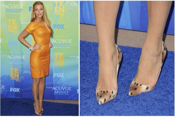 Hya zapatos felinos muy sencillos como éstos que recientemente us...