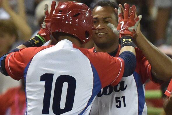 Los lanzadores cubanos Torres y Moinelo domaron a los jugadores de Méxic...