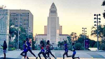Maratón de Los Ángeles