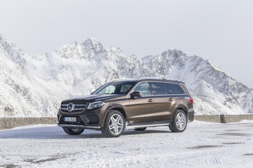 Mercedes-Benz GLS 350 d 4MATIC 2017