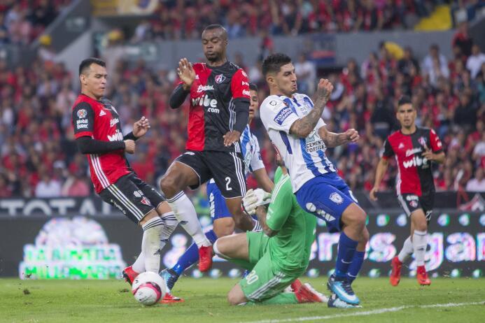 Atlas a sufrir, no pudo ganar al Pachuca y definirán otros su pase a la...