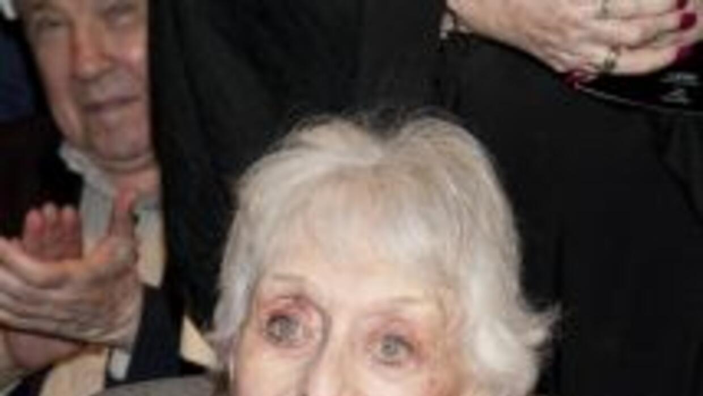 Celeste Holm falleció en su casa de Nueva York.