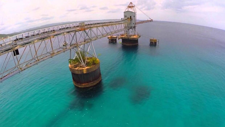 Muelle del Azúcar, Aguadilla Puerto Rico
