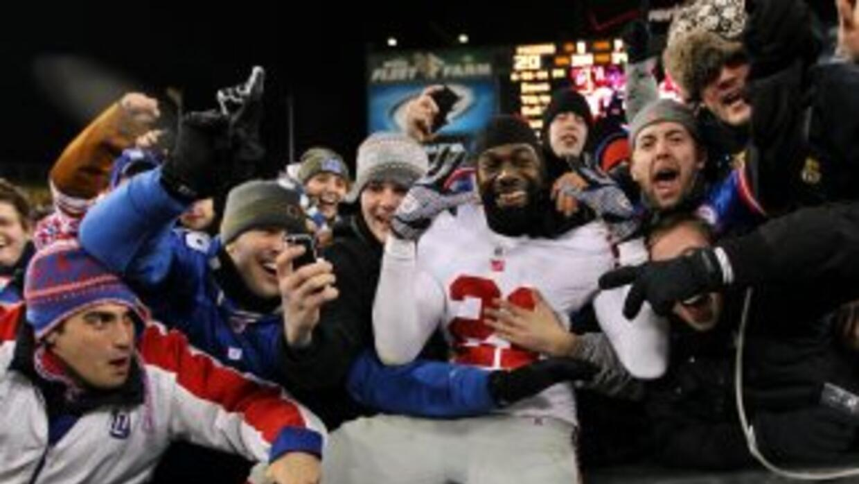 Kenny Phillips ganó un Super Bowl con los Giants.