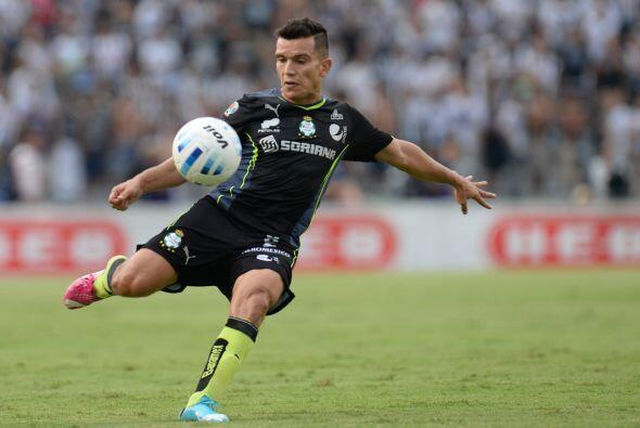 El Atlas confirmó el regreso de Juan Pablo Rodríguez, el jugador estuvo...