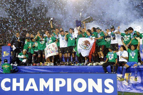 Además, jugará en julio la Copa Oro, competencia en la que buscará reval...