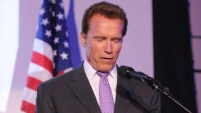 Amigos de Arnold Schwarzenegger y Maria Schriver recuerdan la presencia...