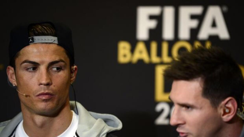 El crack portugués rechazó rotundamente que haya ofendido al argentino.