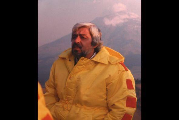 Maussan en el volcán Popocatepetl, uno de los lugares con más avistamien...
