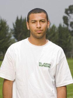 Carlos Guitiérrez, con tan sólo 17 años, se ha metido entre ceja y ceja...