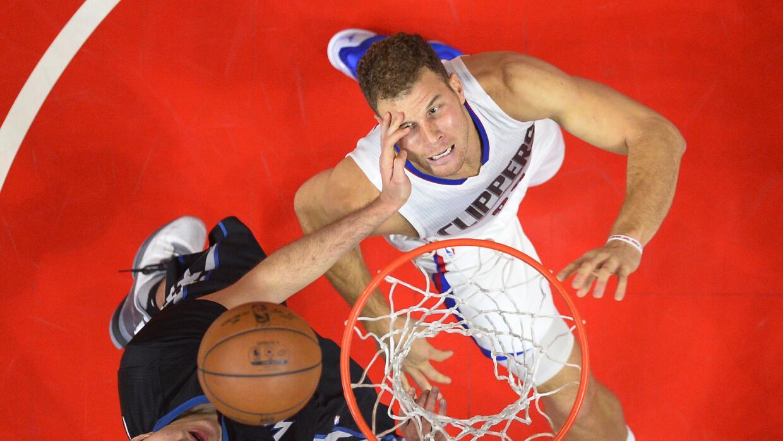 Griffin capturó además ocho rebotes y repartió siet...