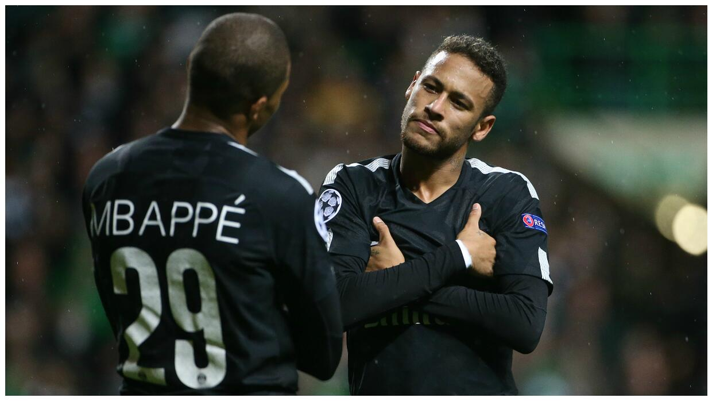 Lleva cuatro goles en cuatro partidos de liga francesa.