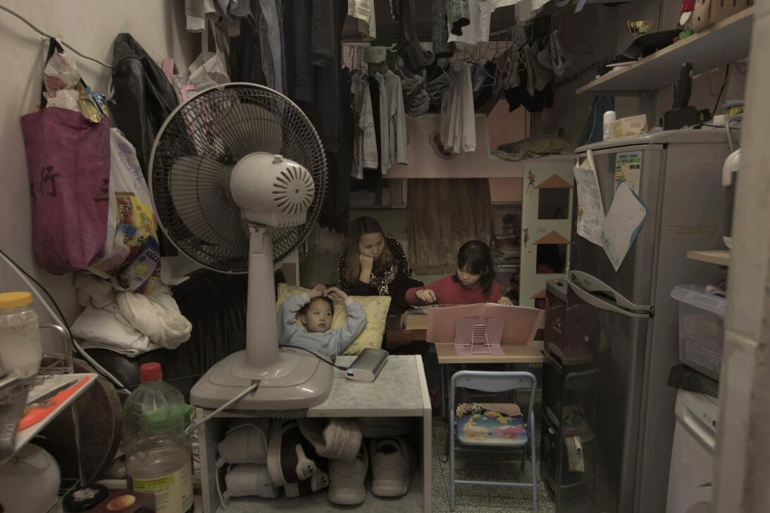 Casa Ataud de Hong Kong