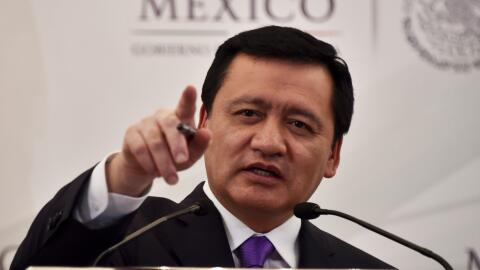 Miguel Ángel Osorio Chong. (Archivo)